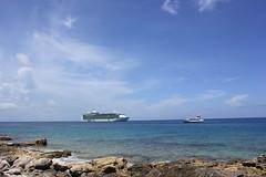 Ships at Bahamas