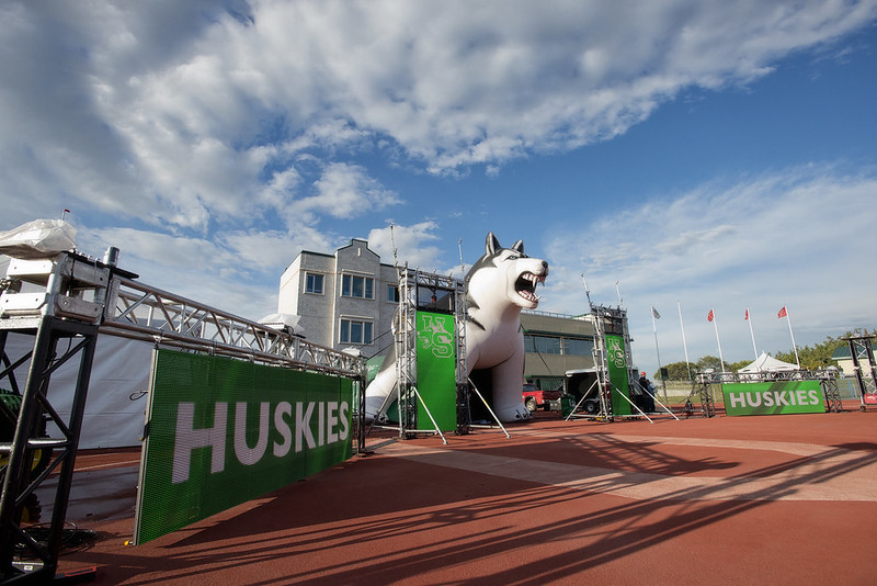 2014 Huskie Football schedule released
