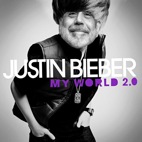 BIEBERNANKE by Colonel Flick