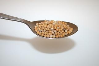 08 - Zutat Senfkörner / Ingredient mustard seeds