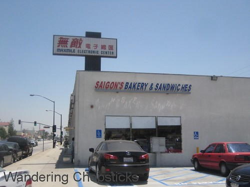 Saigon's Bakery and Sandwiches - San Gabriel 1