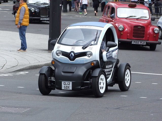 Renault Twizy Colour
