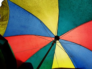 ~ an old umbrella ~