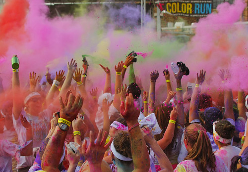 Color Run NYC 8-26-2012