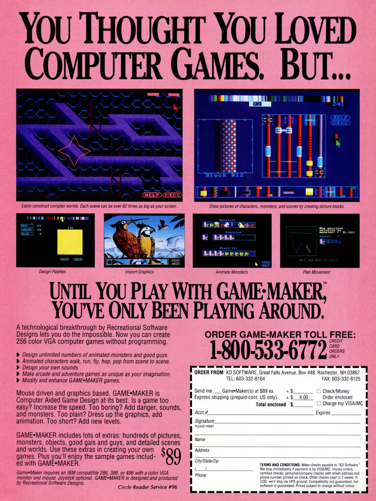 Originally published in Computer Gaming World #099, page #055