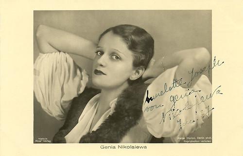 Genia Nikolaieva