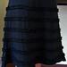 Alabama Chanin Ruffle Stripe Skirt by auntnina