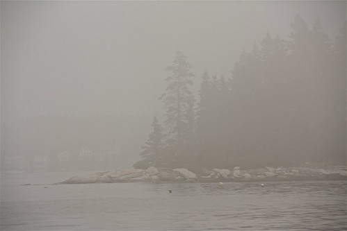 Sailing Through Thick Fog 15