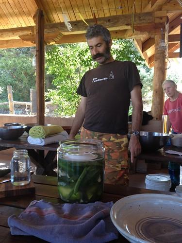 Fermenting with Sandor Katz #3