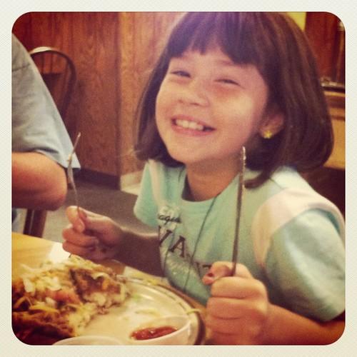 EV day 2 Chloe dinner