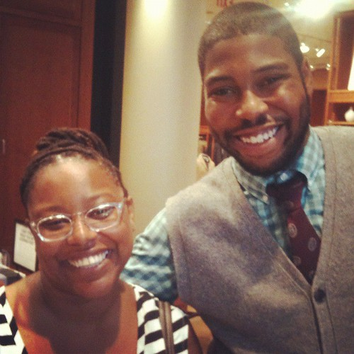 Jeanine and Jerrel from J. Crew