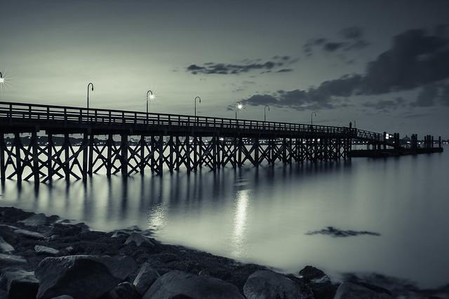 Squantum Point Park Pier