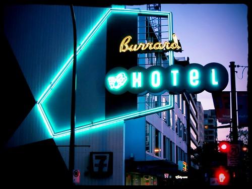 Burrard Hotel