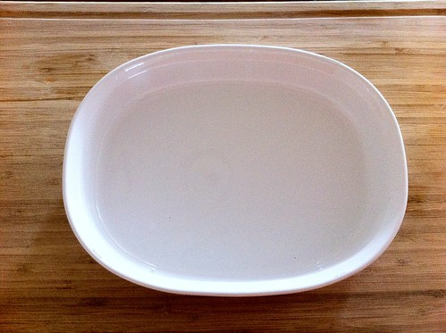 CorningWare French White F-6-B