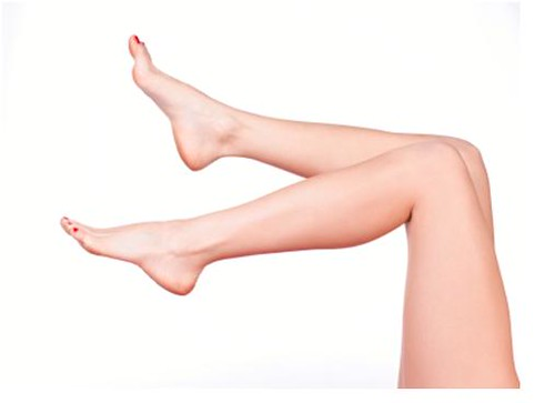 Smooth And Glowing Skin for Legs