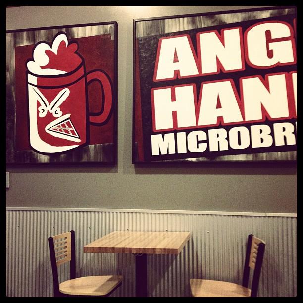 Angry Hanks Microbrew