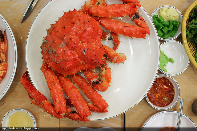 Noryangjin - King Crab