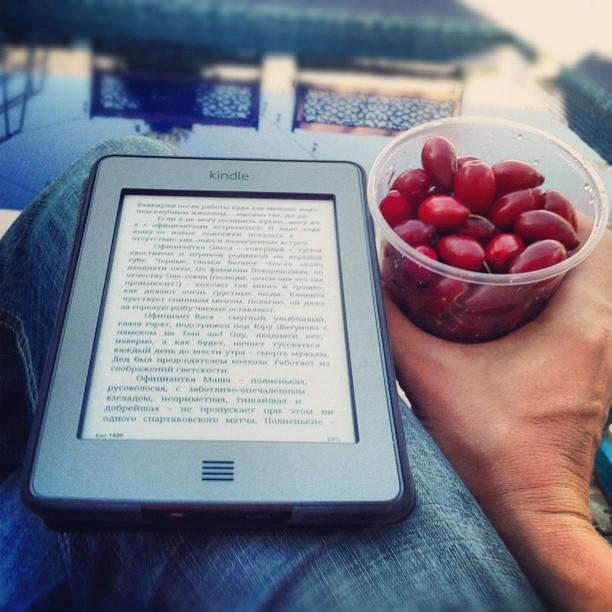 Sunny Side flavored Kindletime :)