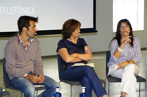 I Encuentro de cine y educación, Ana Municio