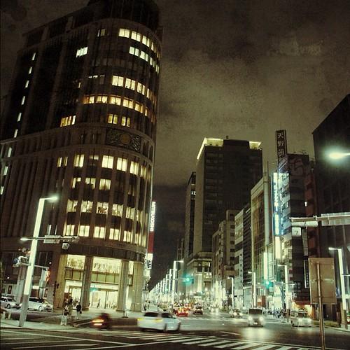 #tokyo #nihonbashi #streetview #東京雑景 #日本橋