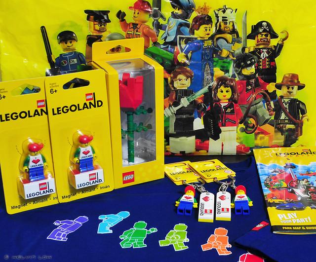 Legoland Loot!