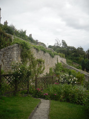 Culross palace terraces