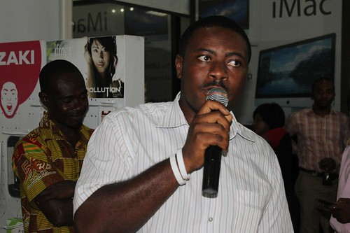 launch of iDrifta in Ghana