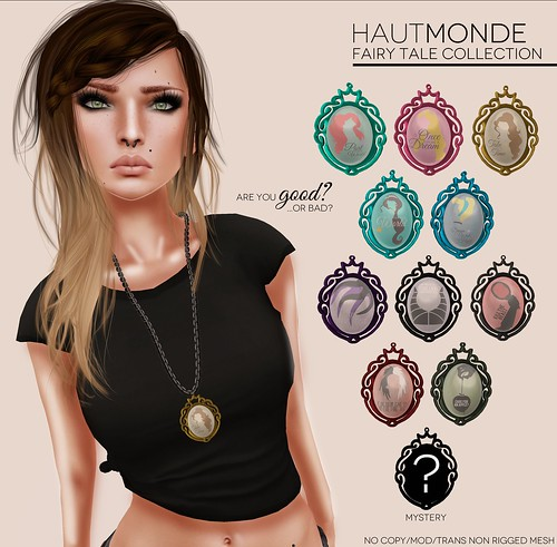 Haut Monde - Fairy Tale Collection For The Arcade
