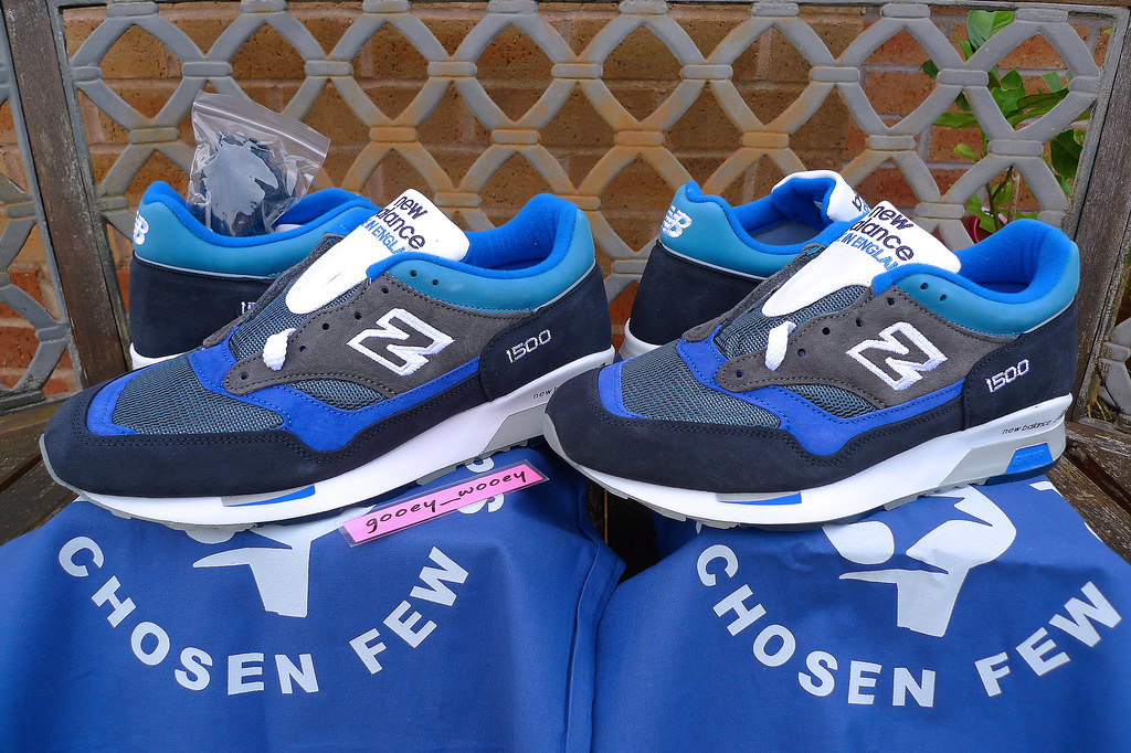 quality design 701cf 6ec8c New Balance 1500 x Hanon 'Chosen Few' M1500CHF ('12). | Flickr