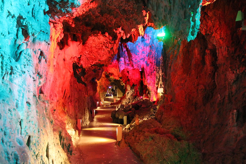 龍泉洞 その4
