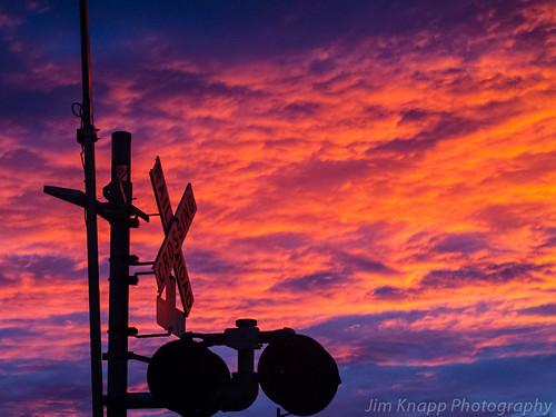 sunset manassas