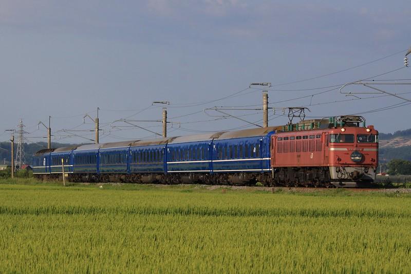 EF81 107 Nihonkai