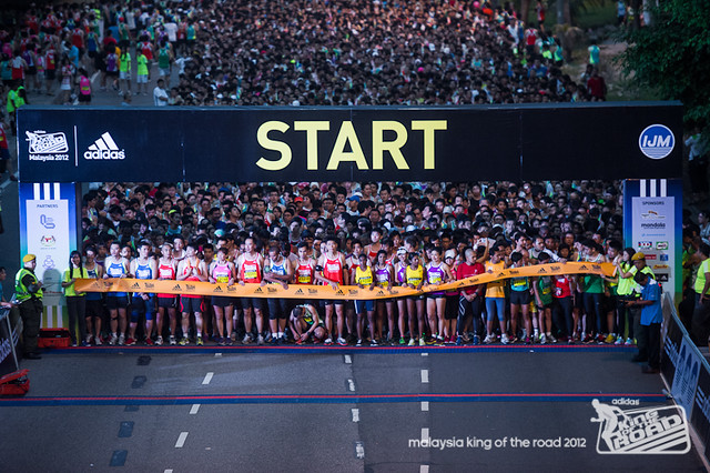 Adidas King of the Road 2012 - Malaysia