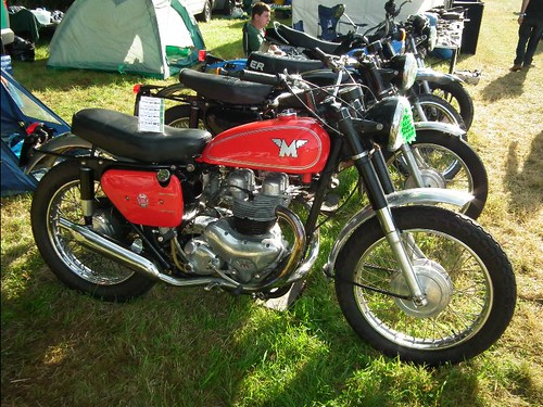 MATCHLESS G12 CSR - 650cc  twin motorcycle