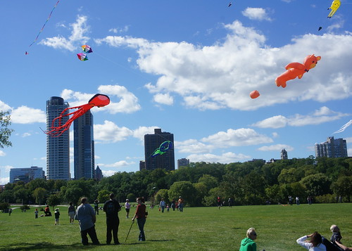 Milwaukee Kite Festival