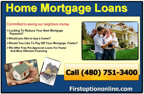 Scottsdale Mortgage 85255 | (480) 751-3400