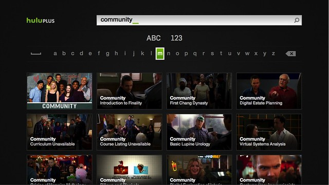 Hulu Plus on PlayStation 3