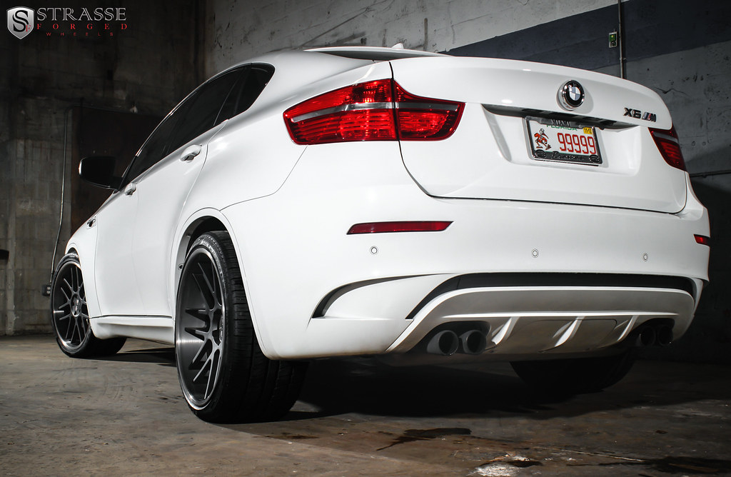Strasse Forged Bmw X6m On Sm7 Deep Concave Wheels Other Vehicles Gt R Life