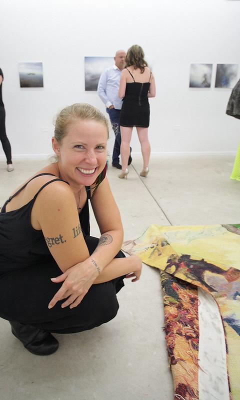 Noelle Mason @ Thomas Robertello Gallery