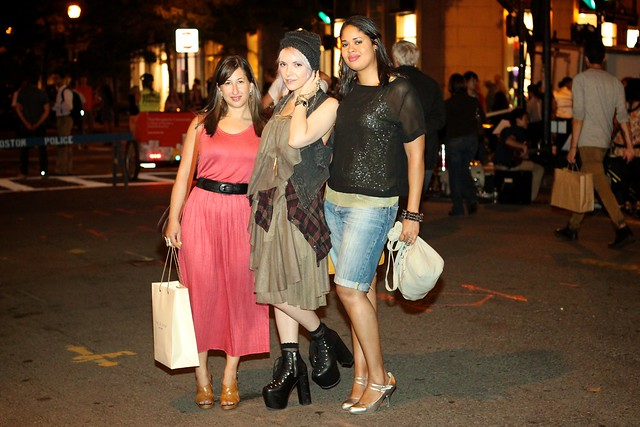 fno 2012 boston, marissa of the well-appointed catwalk, holleigh of covetous creatures, and najeema of a stylized hysteria