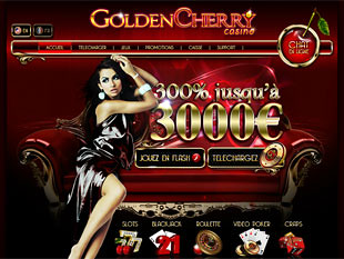 Golden Cherry Casino Home