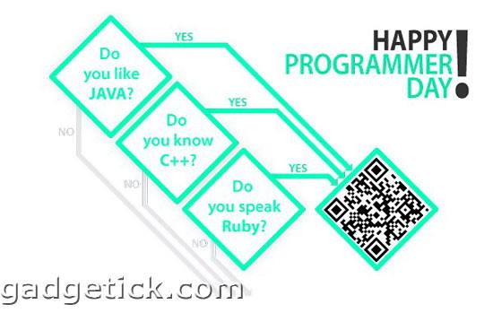 12 сентября День Программиста
