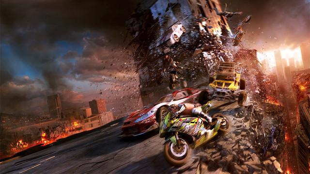MotorStorm Apocalypse - Artwork