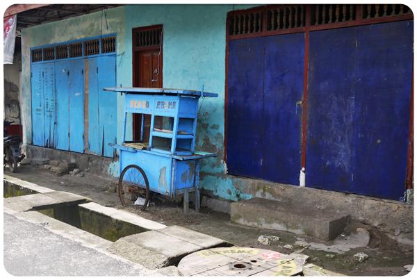 Nusa Lembongan Street
