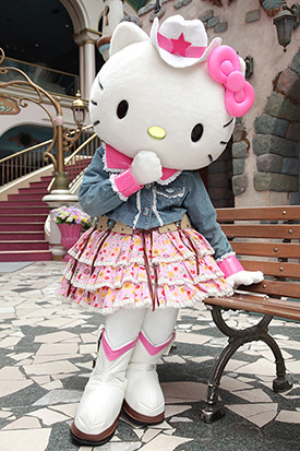 Puteri Harbour Family Theme Park: Hello Kitty Town in Malaysia