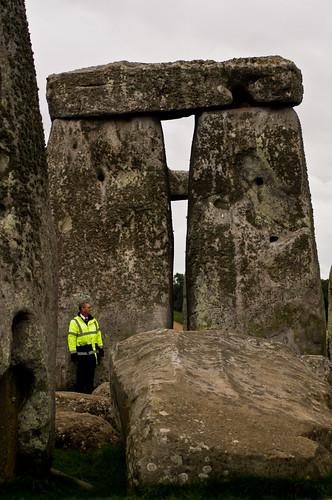 Stonehenge - Megolith to Scale - 09-10-12