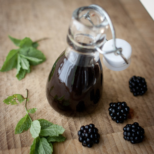 Blackberry Vinegar
