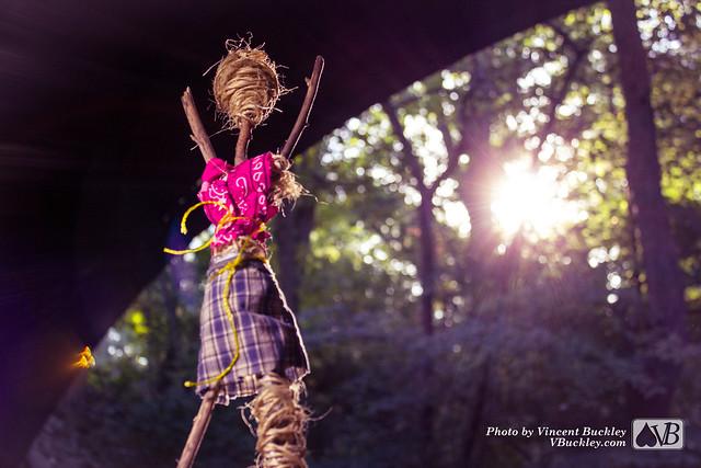 Stick Girl @ Locust Ravine