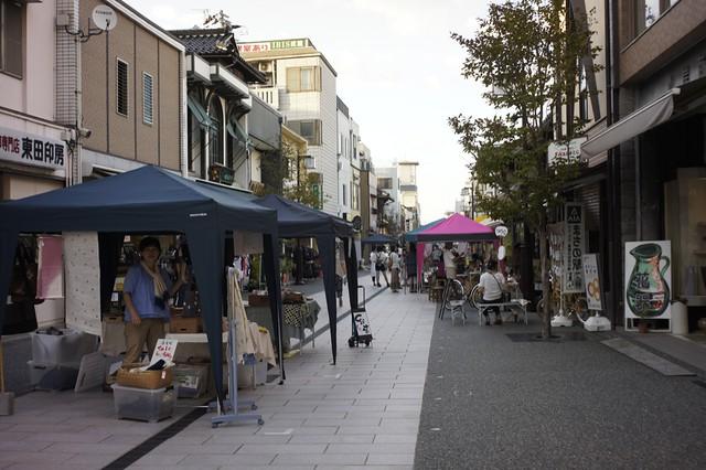 金沢JAZZストリート2012その3 横安江町 金沢駅周辺