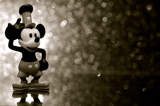 Magical Steamboat Willie
